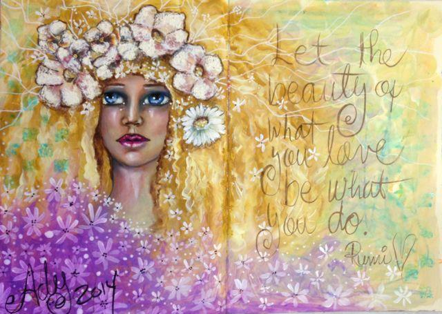 flower-goddess