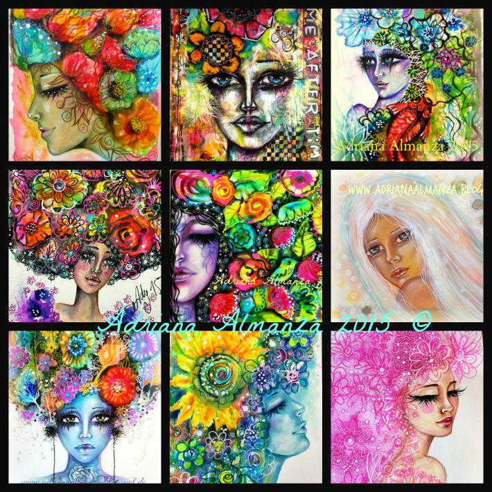goddesses-collage